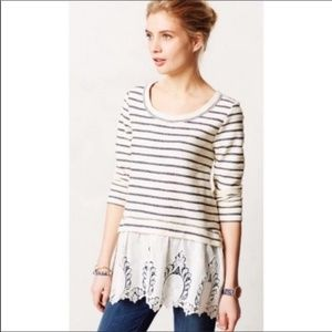 Anthropologie Sunday in Brooklyn East Falls Top